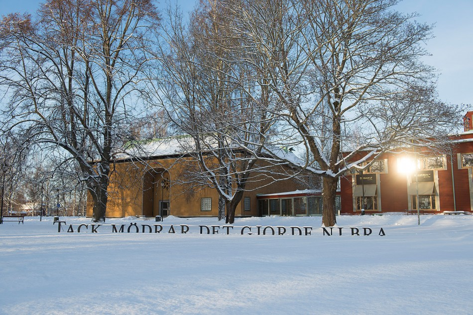 Värmlands Museum Tack mödrar det gjorde ni bra