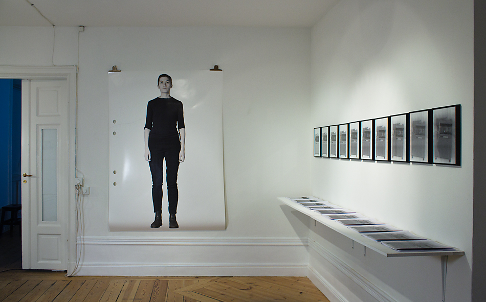The Copier - Anna Lidberg